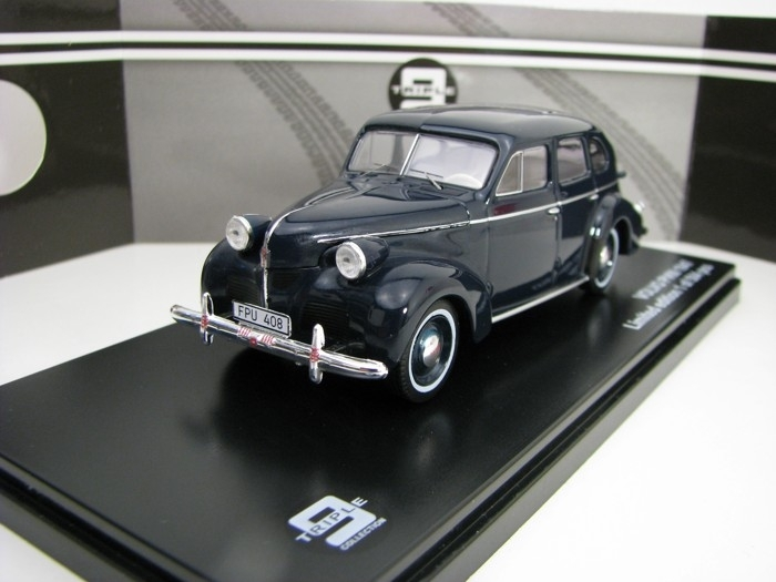 Volvo PV60 1947 Storm Blue 1:43 Triple 9 Collection T9-43060