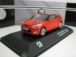 Hyundai Veloster 2012 Red 1:43 Triple 9 Collection T9-43036