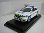 Renault Megane Estate 2016 Police Municipale Transport 1:43 Norev