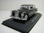 Mercedes-Benz 300 d Adenauer 1957 Black 1:43 Atlas Edition