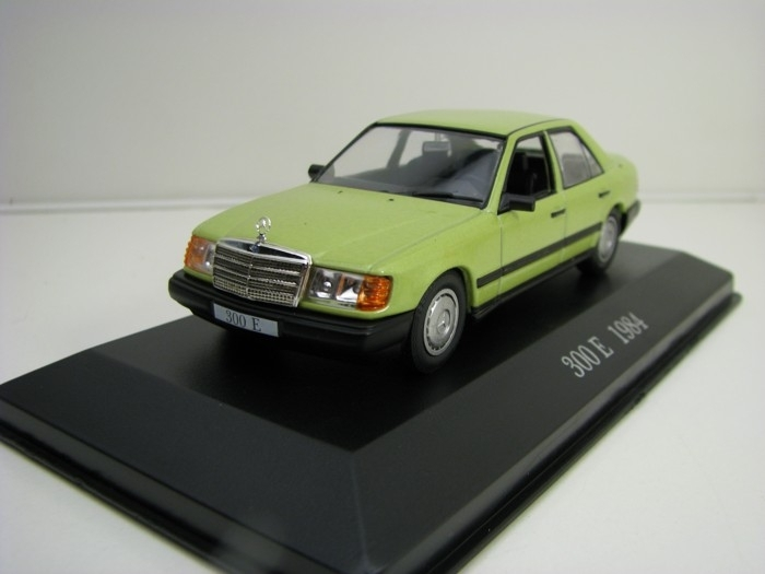 Mercedes-Benz 300 E 1984 1:43 Atlas Edition