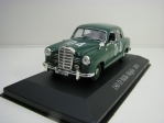 Mercedes-Benz 180 D Mille Miglia No.4 1955 Green 1:43 Atlas Edition