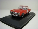 Mercedes-Benz 230 SL No.39 1963 Red 1:43 Atlas Edition