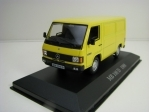 Mercedes-Benz MB 100 D 1988 Yellow 1:43 Atlas Edition