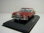 Mercedes-Benz 300 SEL 6.3 1968 Red 1:43 Atlas Edition