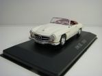 Mercedes-Benz 190 SL 1955 White 1:43 Atlas Edition