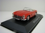 Mercedes-Benz 300 SL Roadster 1957 Red 1:43 Atlas Edition