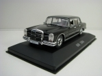 Mercedes-Benz 600 1964 Black 1:43 Atlas Edition