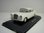 Mercedes-Benz 200 D 1965 White 1:43 Atlas Edition