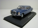 Mercedes-Benz 240 D Long 1973 Blue 1:43 Atlas Edition
