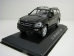Mercedes-Benz GL 500 4Matic 2006 Black 1:43 Atlas Edition