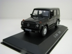 Mercedes-Benz G 300 1993 Black 1:43 Atlas Edition
