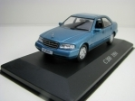 Mercedes-Benz C 200 1994 Blue 1:43 Atlas Edition