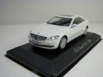 Mercedes-Benz CL-Class C216 2006 White 1:43 Atlas Edition