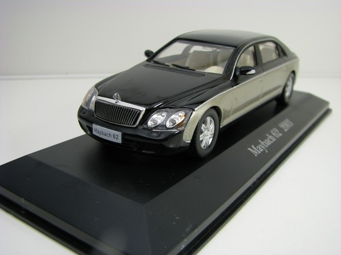 Mercedes-Benz Maybach 62 2003 1:43 Atlas Edition