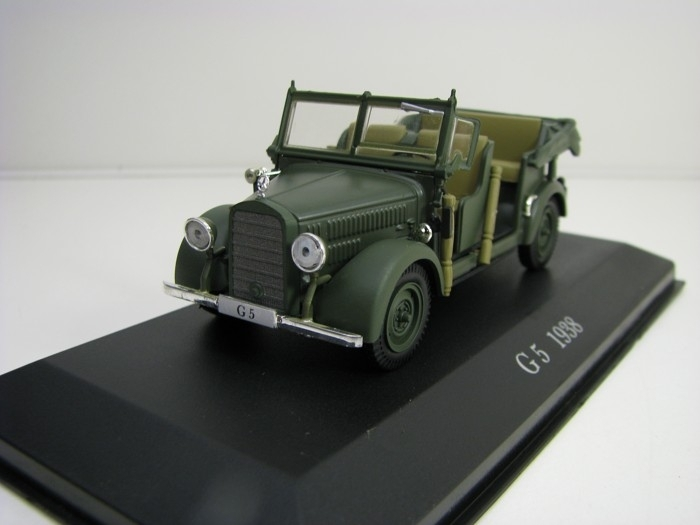 Mercedes-Benz G 5 1938 1:43 Atlas Edition