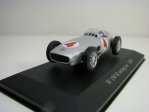 Mercedes-Benz W 196 R racing car No.4 1954 Atlas Edition