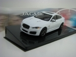 Jaguar XFR Polaris White 1:43 Ixo models