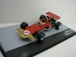Lotus 72D Emerson Fittipaldi Germany GP 1971 1:43 Atlas