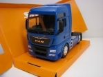 Man TGX Tahač Blue 1:32 Welly