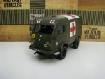 Renault R 2087 Ambulance 1950 1:43 Direkt collections