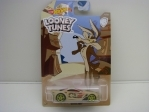 Wile E Coyote Scorcher 4/8 Looney Tunes Hot Wheels