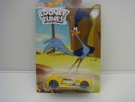 Road Runner Scoopa Di Fuego 5/8 Looney Tunes Hot Wheels
