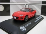 Mazda MX-5 2013 Red 1:43 Triple 9 Collection