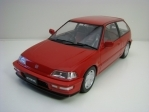 Honda Civic EF-9 SiR 1990 Red 1:18 Triple 9 Collection