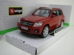 Mercedes-Benz GLK-Class Red 1:32 Bburago