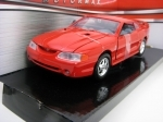 Ford Mustang SVT Cobra 1998 Red 1:24 Motor Max