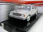 Plymouth Reliant 1983 Silver 1:24 Motor Max