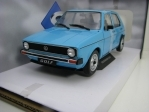 Volkswagen Golf L 1983 Miami Blue 1:18 Solido