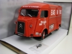 Citroen HY EAG Fan Truck 1969 1:18 Solido