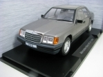 Mercedes-Benz 300D W124 1984 Anthracite 1:18 MCG Modelcar Group