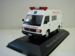 Mercedes-Benz MB 180 Ambulancia 1:43 Atlas Edition
