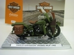Harley-Davidson Model WLA 1942 1:24 Atlas Edition