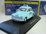Morris Minor 1000 Police 1:43 Corgi Best Of Britisch Police Cars Atlas Edition