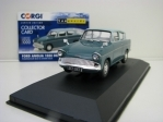 Ford Anglia 105E Deluxe Shark Blue 1:43 Corgi Vanguards