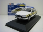 Vauxhall Carlton 2,6Li West Mercia Consbulary 1:43 Corgi Vanguards