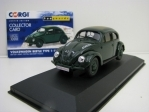 Volkswagen Beetle Type 1 British Army Royal Military Police 1:43 Corgi Vanguards