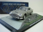 Aston Martin DB5 Goldfinger James Bond 1:43 Atlas Edition