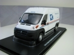 Dodge Ram Promaster 2500 Cargo High Roof USPS 2018 1:43 Greenlight