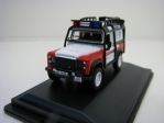 Land Rover Defender 90 Metropolitan Police 1:76 Oxford