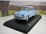 Simca Aronde 1300 Montlhéry Light Blue 1:43 Atlas