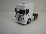 Tahač Scania Cab White 1:76 Oxford