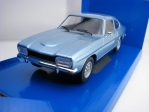 Ford Capri MKI Metallic Blue 1973 1:18 MCG Modelcar Group