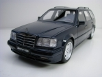 Mercedes-Benz S124 AMG E36 Blue 1:18 OttOmobile OT753