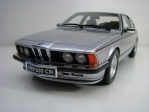 BMW E24 635 CSI 1982 Silver  1:18 OttOmobile OT313