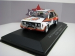 Fiat 131 Abarth No.1 Rohrl Winner Hunsruck Rallye 1980 1:43 CMR WRC004